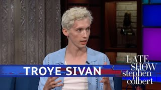 Download Lagu Troye Sivan Hopes 'Boy Erased' Reaches All Parents Gratis STAFABAND