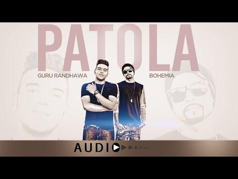 PATOLA GURU RANDHAWA FULL AUDIO SONG   LATEST PUNJABI SONG   T-SERIES APNA PUNJAB