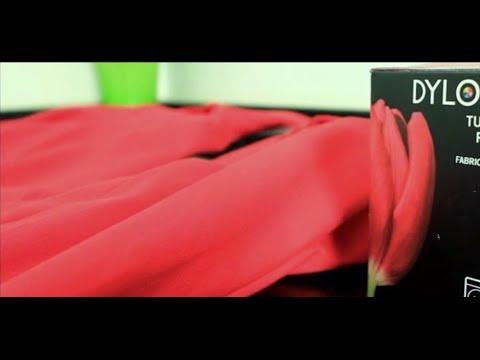 Dylon Giysi ve Kumaş Boyası (Çamaşır Makinesinde Boyama) Dylon Machine Dye
