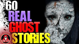 60 REAL Ghost Stories - Paranormal Activity Marathon - Darkness Prevails