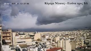 Meteo.gr: Χειμωνιάτικη ημέρα στην Αθήνα (15/02/2019) - Χρονογραφήματα καμερών