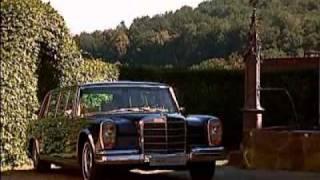 The Grand Mercedes-Benz 600 Pullman