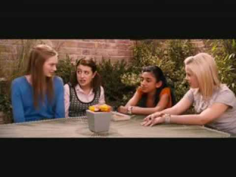 """All parts of funny teen-romantic comedy movie, """"Angus, Thongs and Perfect Snogging"""". Starring: Georgia Groome ---- Georgia Nicolson Aaron Johnson ----Robbie"""