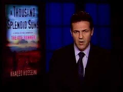 Khaled Hosseini Interviewed On KVOS TV Video