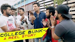 College Bunk - A Reel Story || Zabardast Mast Video || Kiraak Hyderabadiz