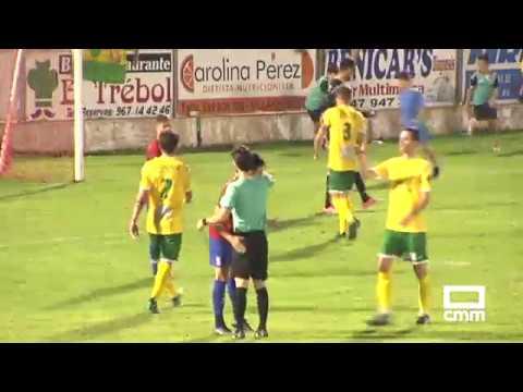 Resumen CP Villarrobledo - Atlético Tomelloso