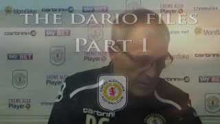 The Dario Files Pt I: Garratt & Goalkeepers