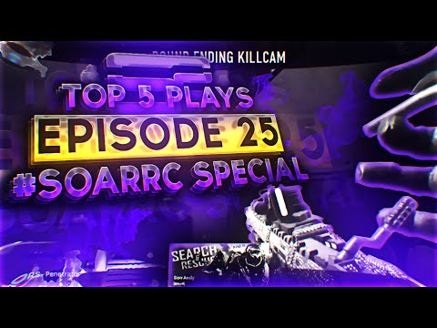 SoaR Top 5 Plays: #SoaRRC SPECIAL Powered by ElgatoGaming ft. TheDuckVoice