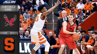 Eastern Washington vs. Syracuse Condensed Game | 2018-19 ACC Basketball