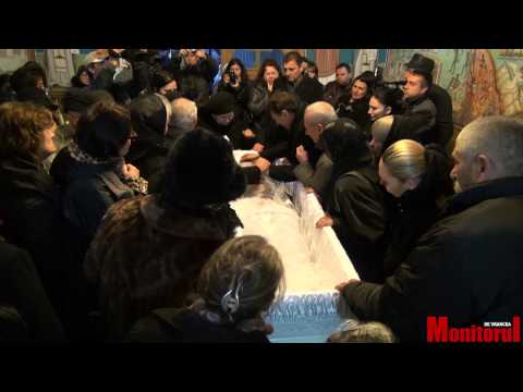 Trupul neinsufletit al Georgianei Andreea Avramescu a fost depus