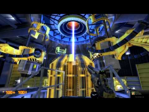 Black Mesa Source Full Walkthrough Chapter 14 - The Lambda Core (Ending)