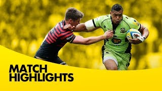 Final - Saracens vs Northampton Saints - Aviva Premiership Rugby 2013/14