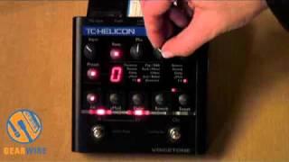 TC Helicon VoiceTone Create XT Demo: Studio Sounds In A Live Setting (Video)
