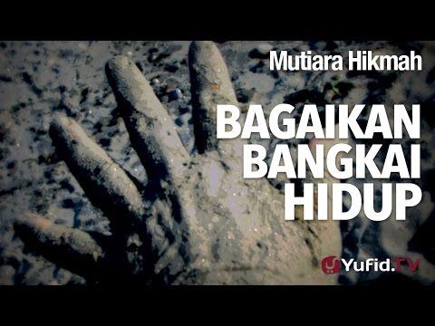 Mutiara Hikmah: Bagaikan Bangkai Hidup - Ustadz DR Syafiq Riza Basalamah, MA.