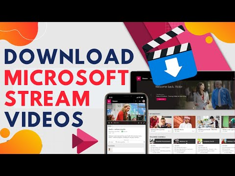 How to Download Video From Microsoft Stream [Microsoft Teams]