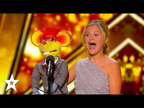 Darci Lynne is BACK With A Thunderous Performance on AGT Champions   Got Talent Global