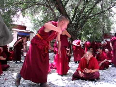 Tibetan Monks Debate at Sera Monastery Music Videos
