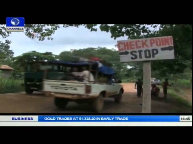 Network Africa: Attacks In Somalia, Tanzania, As Ebola Claims More Lives In W.Africa. Pt2