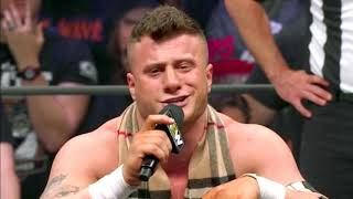 MJF is a tremendous promo: Wrestling Observer Radio