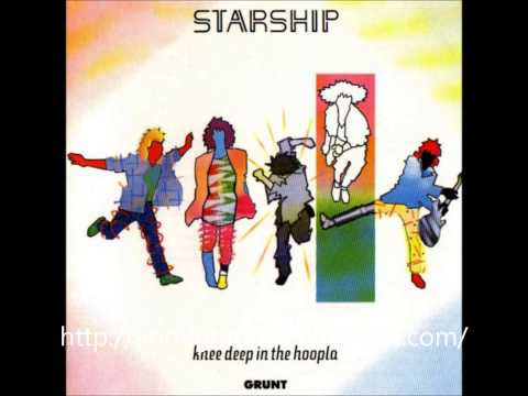 Starship - Desperate Heart
