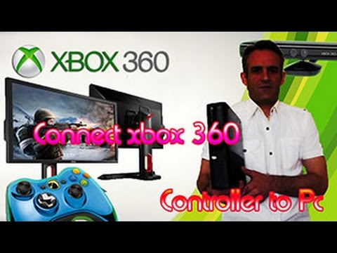 how to get 360 controller to work on pc