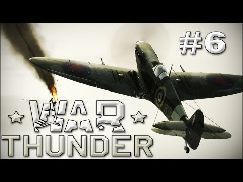 War Thunder #6 - My Controls