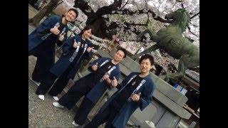 2016 04 03 和太鼓otogi 鹽竈神社 桜祭り 奉納演奏ダイジェスト