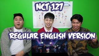 Nct 127 Regular English Version Mv Reaction Funny Fanboys