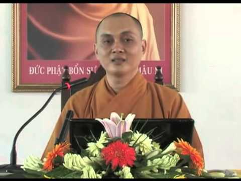 Giới Phật Tử 02: Khái Quát Giới Pháp Phật Tử Tại Gia (phần 2)