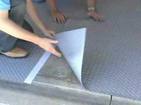 Garage Floor Mat Concrete Floor Protector Mats All Weather ...