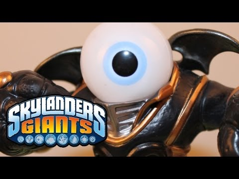 SKYLANDERS GIANTS - EYE-BRAWL SKYLANDER REVIEW