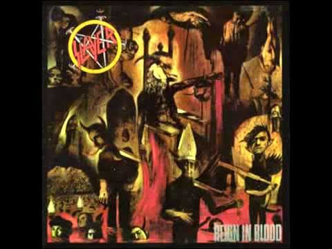 Slayer - Reign In Blood [Full Album]