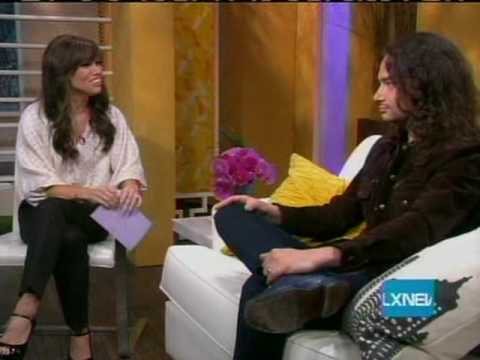 Constantine Maroulis interview on LX NY with Sara Gore