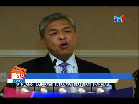 TPM: OBAMA PILIH MALAYSIA LOKASI PUSAT SERANTAU DIGITAL [9 OKT 2015]