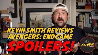 Kevin Smith Reviews Avengers: Endgame - SPOILERS!