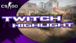 TOO TIRED TO PLAY... - Counter-Strike: Global Offensive - Twitch Highlight