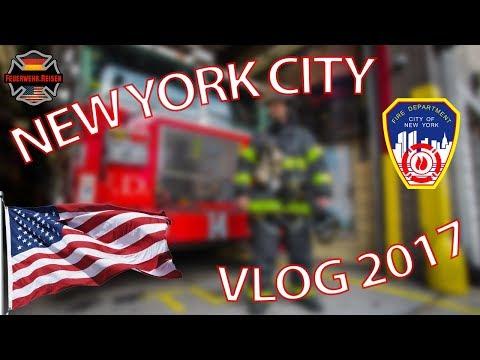 VLOG - NYC September 2017 mit Feuerwehr.Reisen