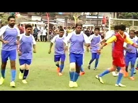 West Bengal convicts get football rehabilitation