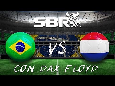 Brasil vs Holanda   Mundial Brasil 2014   Pronósticos Deportivos