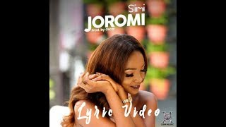 Simi - Joromi Lyric Video