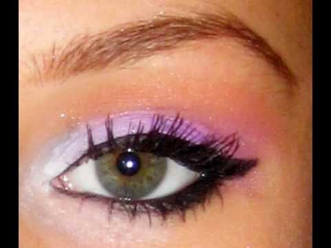 pink make up tutorial youtube. Black Bedroom Furniture Sets. Home Design Ideas
