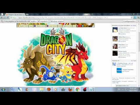 truco de dinero (dragon city) HD