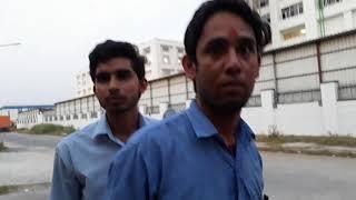 Haramful polatation factory area Bahadurgarh hsiidc  Haryana .near kassar village.