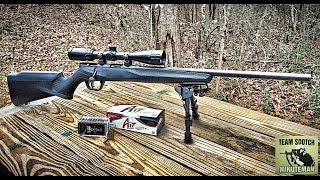 New Savage B17 FV 17 HMR Rifle