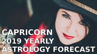 Capricorn Yearly Astrology Forecast 2019