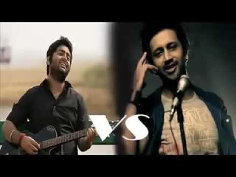 Atif Aslam  & Arijit Singh   All Time Hits Songs Non Stop Audio Hit Songs 2015 360p