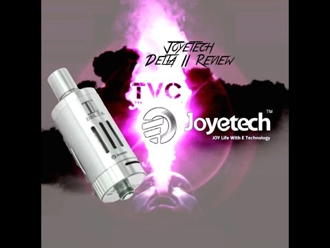 Joyetech Delta II Review On TVC