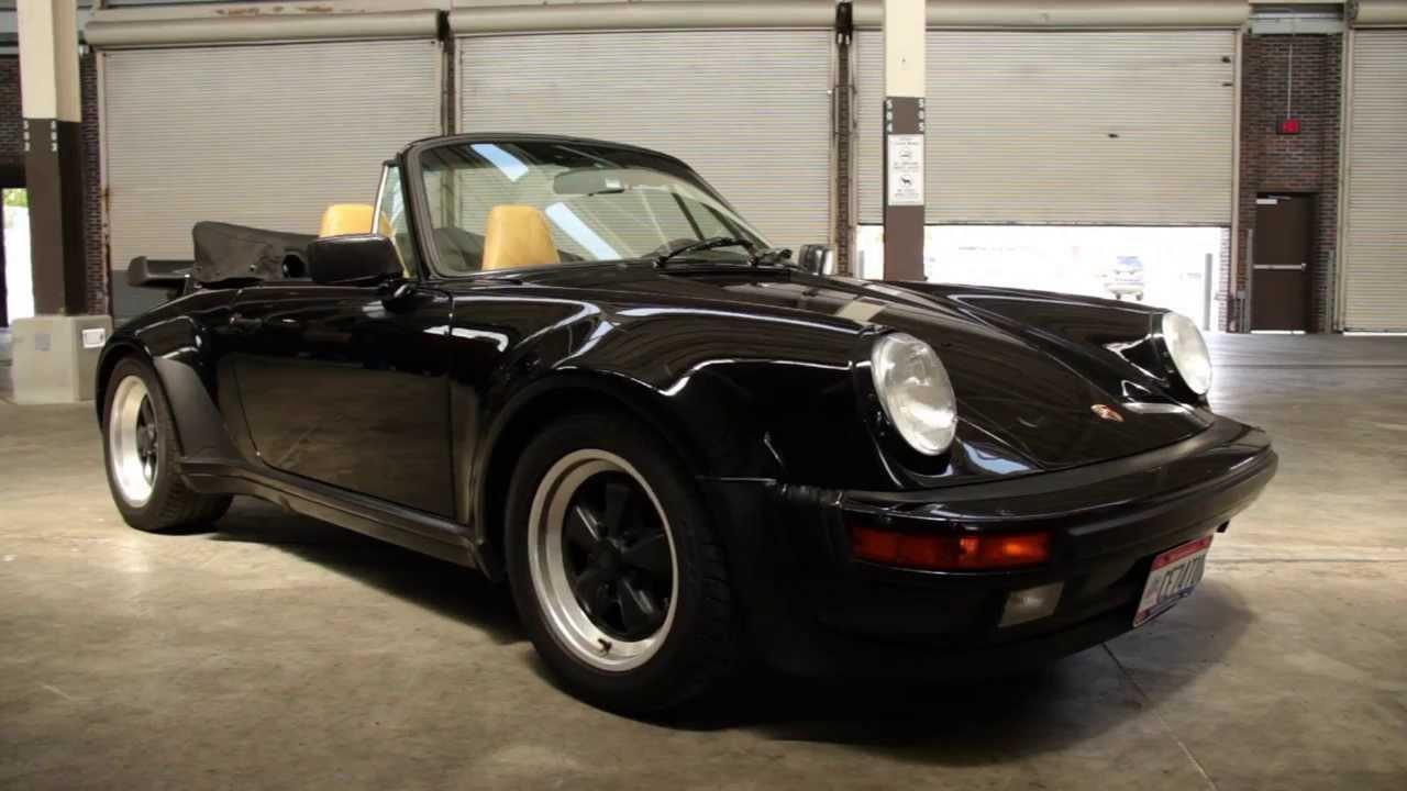 1986 Porsche 911 Cabriolet Up Close Amp Personal Youtube