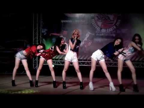 ma Boy (special Ver.) By ไกอา (gaia)  battle Of The Year Thailand 2014 video