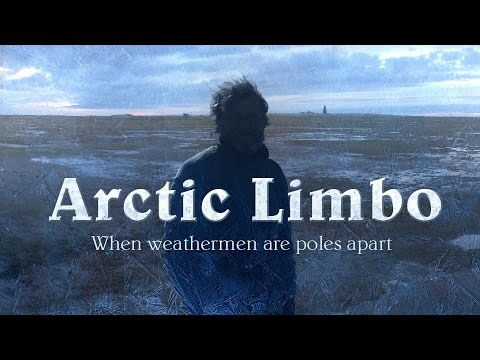 Arctic Limbo - Three Russian weathermen spend a year at a meteo station away from civilization